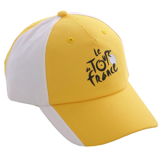 Cappellino Tour de France 2018 - Giallo