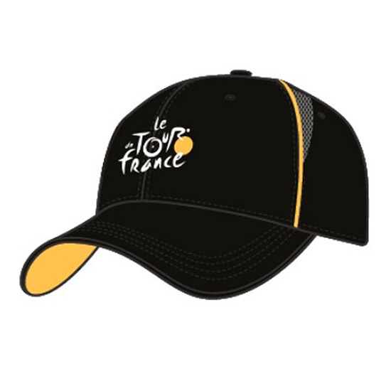 Cappellino Tour de France 2018 - Nero