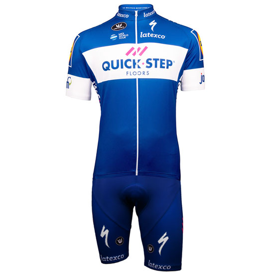 Completo Quick Step Floors 2018
