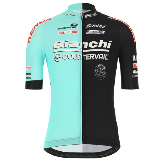Maglia Bianchi Countervail 2019