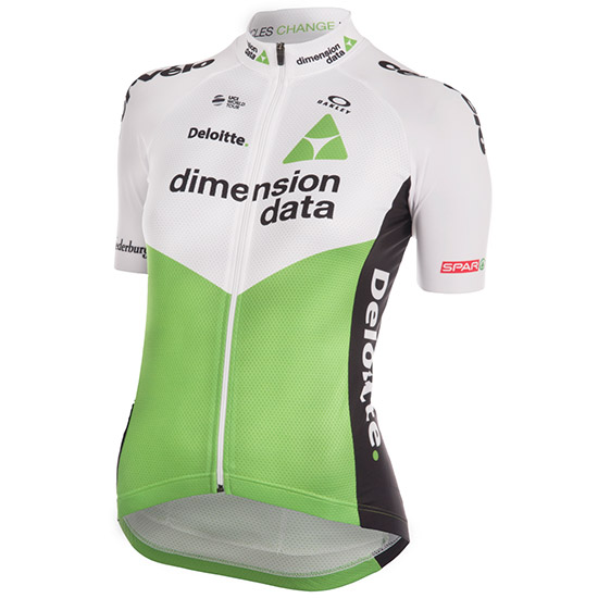 Maglia Performance Dimension Data 2018