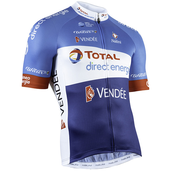 Maglia Total Direct Energie 2019