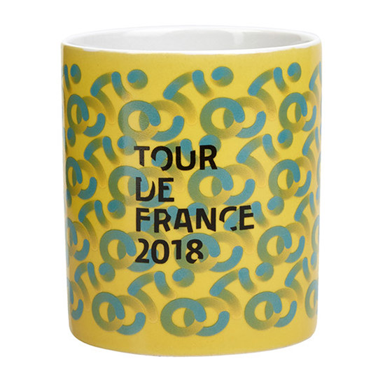 Tazza in Ceramica Tour de France 2018 - Poster