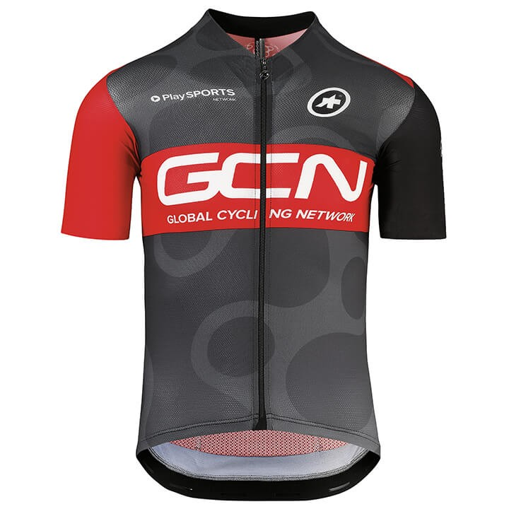2018 Maglia GLOBAL CYCLING NETWORK Team