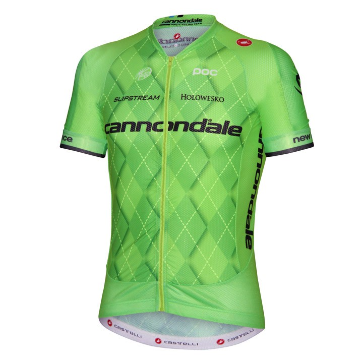 2016 Maglia CANNONDALE PRO CYCLING TEAM Aero Race