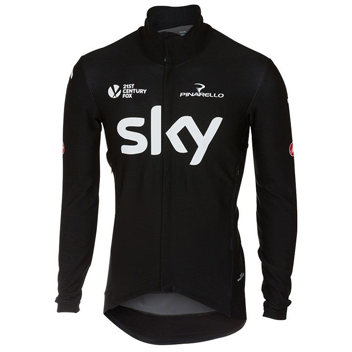2017 Light Jacket TEAM SKY Perfetto