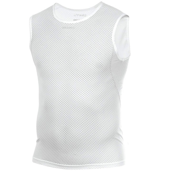 2019 Maglia intima Craft Cool Mesh superlight bianco