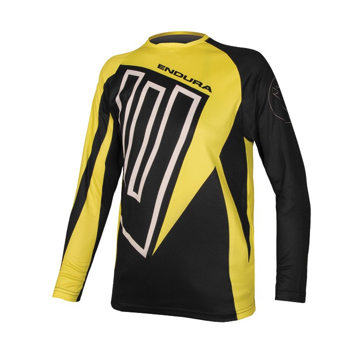 2019 Bikeshirt manica lunga junior ENDURA MT500