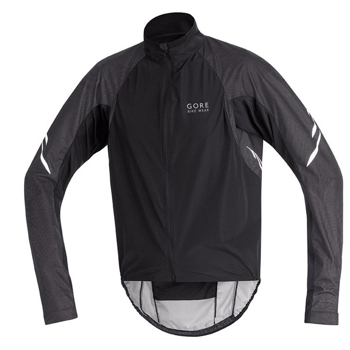 2010 Giacca antivento GORE Bike wear Xenon AS nera
