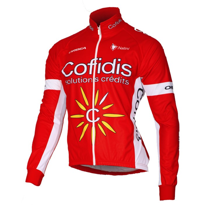 2016 Giacca invernale COFIDIS SOLUTIONS CREDITS
