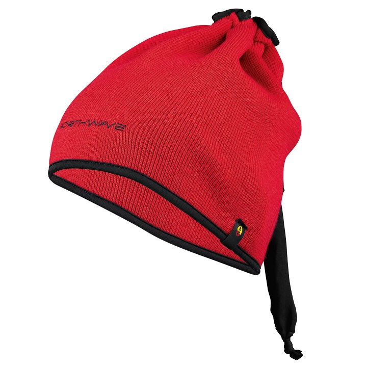 2019 Head Gaiter New Pulse rosso-nero