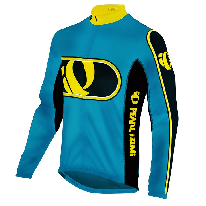 2018 Maglia manica lunga PEARL IZUMI Elite Thermal LTD IP blu