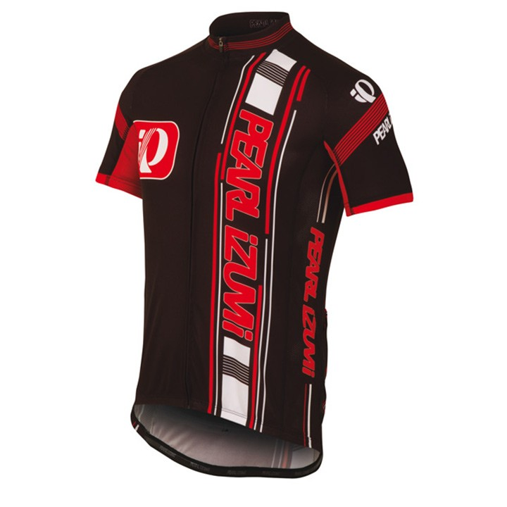 2018 Maglia ciclo manica corta PEARL IZUMI Elite LTD New Big IP nero