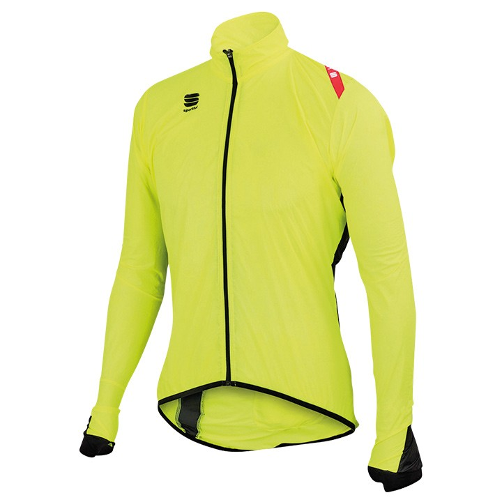 2019 Giacca antivento SPORTFUL Hot Pack 5 giallo neon
