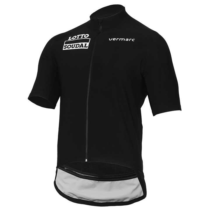 2018 Light Jacket LOTTO SOUDAL Zero Acqua